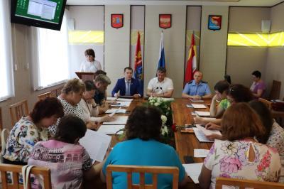 Заседание Совета Фурмановского муниципального района